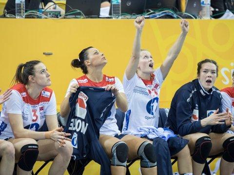 Marit Røsberg Jacobsen og Norge tapte VM-finalen.