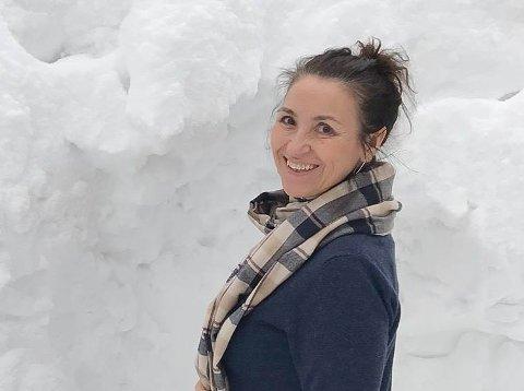 LKAB-SJEF: Marit Waleniussen er ansatt som daglig leder for LKAB i Narvik.