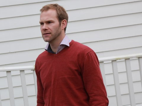 Årstein Skjæveland er formann for juryen som skal kåre årets idrettsanlegg for organisasjonen bad, park og idrett.