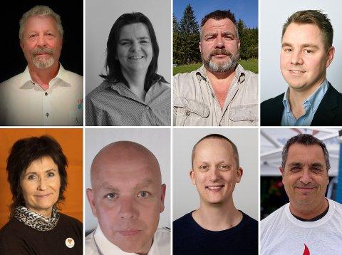 Klima, symbolpolitikk og helse: Les hva representantene for «de andre» partiene ved Stortingsvalget mener.