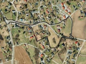 FORTETTES: Reguleringsplanen for boligfeltet Kongehaugen i Ringstad er vedtatt i kommunestyret.