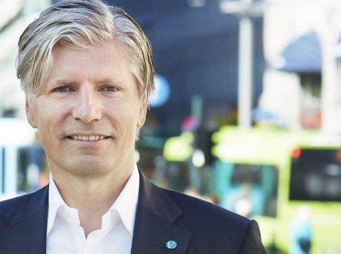 Ingen halden-venn: Miljøvernminister Ola Elvestuen framstår ikke akkurat som en Halden-venn.