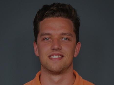Carl Ludvig Ystrøm, student og eiendomskonsulent.