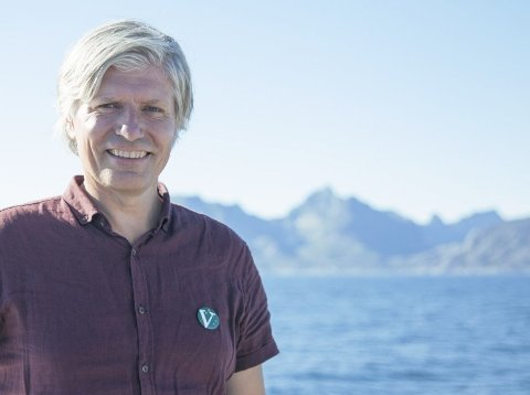 Klima- og miljøminister Ola Elvestuen, Venstre