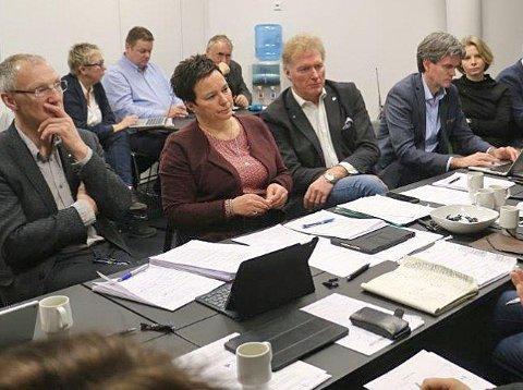 Ble ikke enige: Partene fra Troms og Finnmark ble ikke enige om en felles innstilling til fylkestingene. Det var Finnmark som brøt forhandlingene.