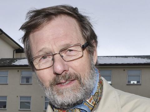 MØTE MANDAG KVELD: KrF i Finnmark skal ha fylkesårsmøte mandag kveld. Otto Strand sier de vil gå inn for at delegatvalget skal speile de meningene som kommer fram.