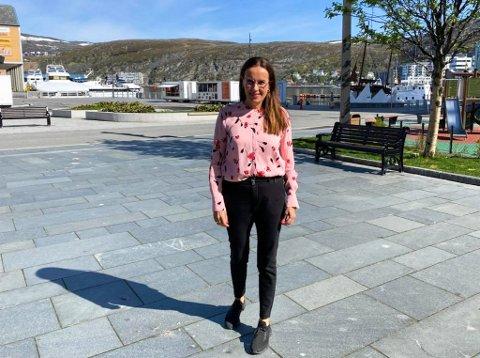 DROP-IN: Ordfører Marianne Sivertsen Næss sier kommunen jobber med å få på plass en drop-in-teststasjon. Foto: Hammerfest kommune