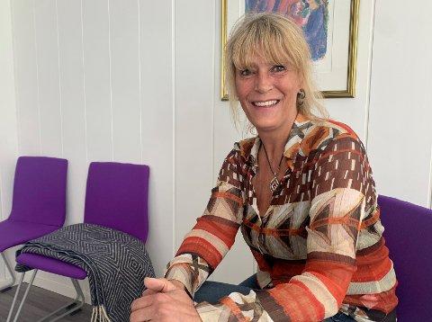 Ragnhild Norwich har en god følelse på møtet i kommunestyret.