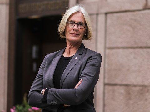 Elisabeth Fjellvang Kristoffersen er generalsekretær i MA Rusfri Trafikk.