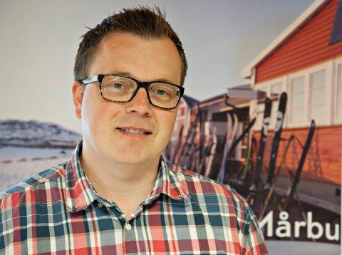 TIL KRØDERBANEN: Rudi Austheim, tdiligere turistsjef i Nore og Uvdal, jobber nå med Krøderbanen.