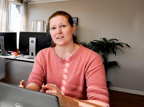 Kommuneoverlege: Ingrid Bjerring støtter regjeringens avgjørelse om gjenåpning.