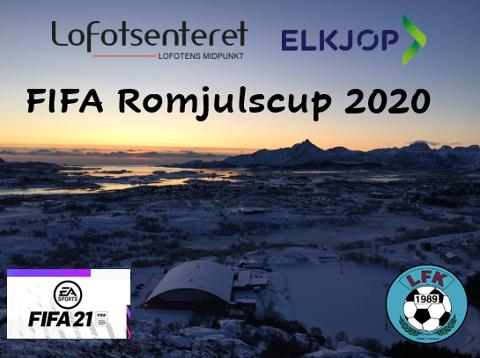 Leknes FK kjører i gang romjulsturnering i FIFA 28. desember.