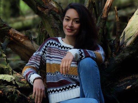 DØDE: Det var den 28 år gamle Daisy Mai Tran som ble funnet død etter ulykken på Snartemo.