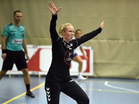 TIL DANMARK: Rikke Marie Granlund blir proff i danske Team Esbjerg neste sesong.