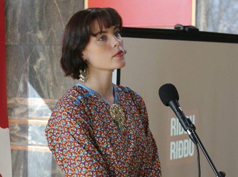 Festivalleder for Riddu Riddu, Karoline Trollvik, byr på en rekke kraftfulle kvinner under årets utgave av festivalen.