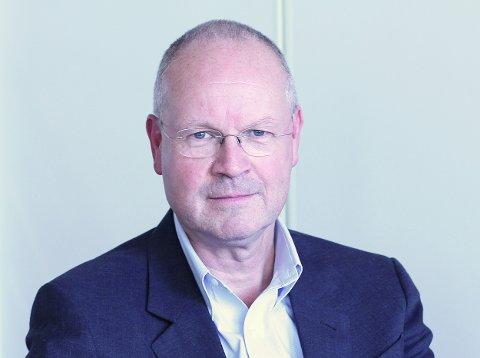 VIKTIG: Det er viktig for pasienter og pårørende å anerkjenne at pasienten har vært utsatt for feilbehandling, sier direktør i NPE Rolf Gunnar Jørstad.