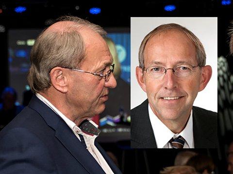 ANSETTELSER: Advokat Søren Øyvind Hellenes, til høyre, er svært kristisk til Per Manviks uttalelser.