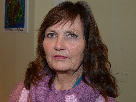 DRAMATISK: Ansattrepresentant Marianne Nielsen forteller om slitne ansatte som gråter på jobb på grunn av arbeidspresset og sparetiltakene i Sykehuset Innlandet. (Foto: Bjørn-Frode Løvlund)