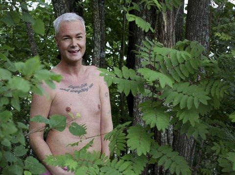 Blottlegging på tv: «Adam søker Eva» er programmet der deltakere møtes nakne på en strand. Deltaker Sindre Moen har blitt mer komfortabel med sin egen kropp i ettertid. alle foto: Hanna gjelsvik berg