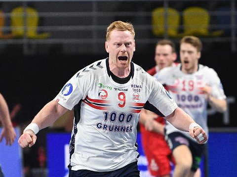 Henrik Jakobsen er ingen mann å yppe seg mot. Foto: Anne-Christine Populoulat / Pool / AFP / NTB