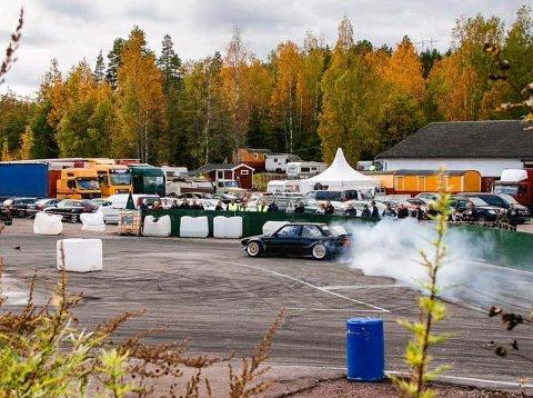 MOTORSPORT: NMK Sandefjord har drevet autoslalåm og drifting på Håsken i lang tid, og ønsker å fortsette med det. En stor del av medlemsmassen er yngre mennesker