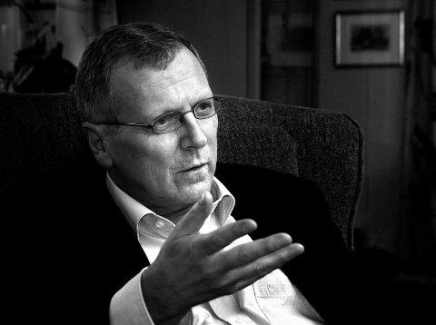STERKE TILTAK: Helsesjef Øivind Werner Johansen opplyser at det vil være mulig å besøke beboere i bofellesskap, men at det på grunn av smittefare vil være sterke restriksjoner på besøk.