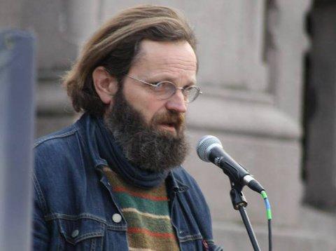 Kristian Vahl Østbye holdt appell om livskvalitet i Hobøl-reviret.
