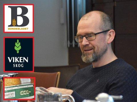 Knut Are Skjønberg (H) mener det kan være lurt å vurdere opphavsretten ti