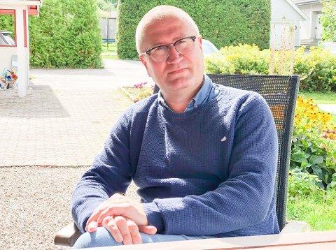 NEGATIV: Geir Jørgen Bekkevold synes ikke noe om forslaget til kraftskatteutvalget.