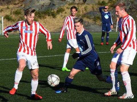 Arne Martin Fossland er tilbake i AK-drakt etter et opphold i Sogn og Fjordane.