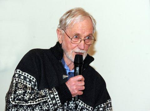 Naturverner Hogne Hongset er ikke overrasket over at regjeringen har lagt vekk planene om en nasjonal ramme for vindkraft.