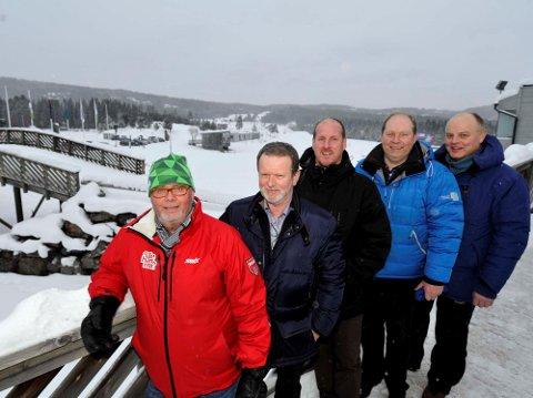 Femundløpet til Lillehammer
