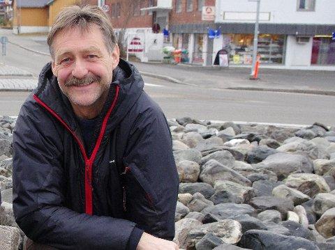 Ser til ungdommen: Per Inge Sagmoen i TransØsterdalen håper å finne en ungdom som kan hjelpe til å videreutvikle Tynserittet..