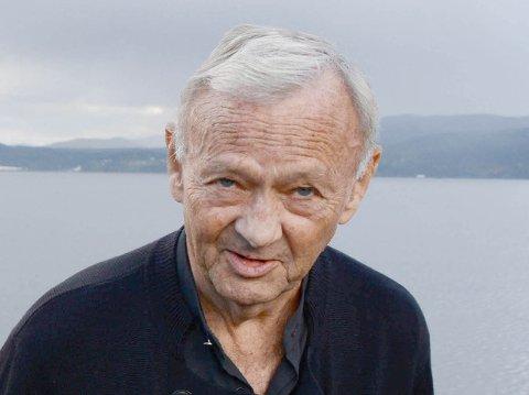Eirik Oterholm. (Arkiv)