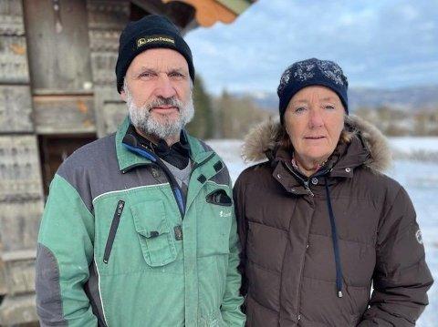 Hans Kristian Teien og Anne Helene Burdahl anmeldte barnevernet for behandlingen av dere tidligere fosterdatter.