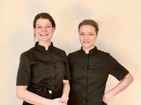 - Etter pandemien vil vi ha en egen butikk i Oslo sentrum, sier søstrene Åsta (t.v.) og Solveig Tufto.