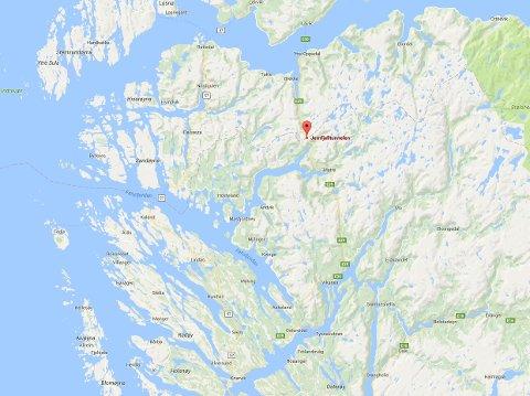kart nordhordland Avisa Nordhordland   Lokal E39 tunnel på verstingliste av tunnelar kart nordhordland