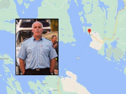 Brannsjef i Gulen og Masfjorden har stått i spissen for den planlagte kompetansehevinga.