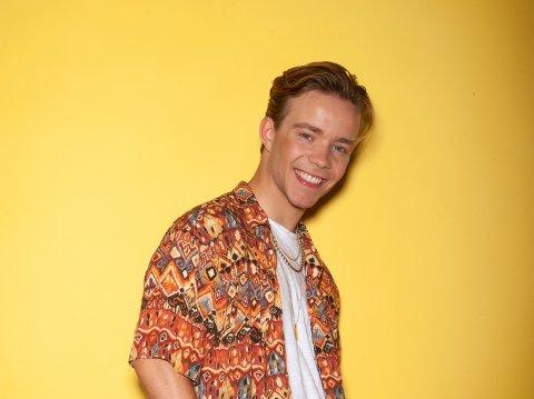 TIL BODØ: TV-kjendis Kevin Haugan (18) kommer til Bodø for å avholde danseundervisning og konserter.