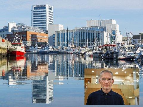 Advarer: Selv om smittesituasjonen i Bodø og Norge er god, advarer smittevernoverlege Kai Brynjar Hagen mot at det fort kan oppstå nye utbrudd. Derfor gjør de konkrete grep i forkant av sommeren. Arkivfoto