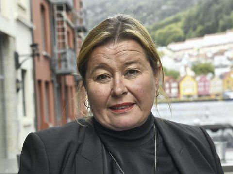 Advokat Vibeke Hein Bæra representerer varslerne Ann Elise Skjerping og Torunn Olsen Larsen som begge har fortalt bakgrunnen for at de varslet i BA tidligere. Arkivfoto: Arne Ristesund