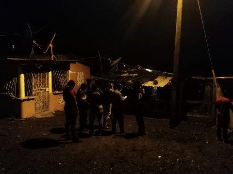 Ifølge politiet i Panama er 6 personer pågrepet etter overfallet og ranet av seks nordmenn i en seilbåt i Panama.