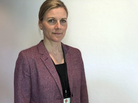 – Dersom mange ting skurrer, er det kanskje noe som ikke stemmer, sier avsnittsleder ved økonomiavsnittet i Vest politidistrikt, Marthe Birkeland.