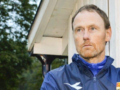 FERDIG: Tom Erik Fredriksen velger å gi seg som MFK-trener etter to sesonger. I stedet har han takket ja til å gå inn i klubbens styre.