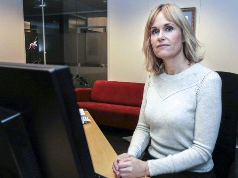 REAGERER: Administrerende direktør i Private Barnehagers Landsforbund (PBL), Anne Lindboe reagerer kraftig på at deres klage om tilskuddssatser til private barnehager i Øvre Eiker fikk avslag: - Det er barna det går ut over.