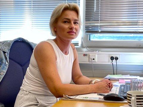 Agnieszka Toporska er sjølve krumptappen i FMV, med sine gode kontaktar i Polen.