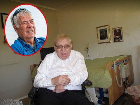 Egil Drillo Olsen har mange gode minner om sin avdøde keeper Tom Halvorsen fra tiden som Østsiden-trener..