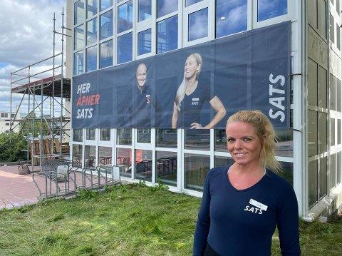 Det er over 20 år siden Lene Hulleberg Nygård (45) litt tilfeldig startet i treningssenterbransjen. Nå skal hun ha ansvaret for det nye Sats-senteret på Kråkerøy.