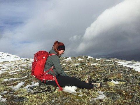 TAPT MOT på fjellet. Hvor langt er det igjen?