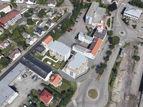 30 LEILIGHETER: Prosjektet med i alt 30 leiligheter er tidligere godkjent. Nå har også utbygger kommet til enighet med havnevesenet om lekeplass i Gjestehavna.
